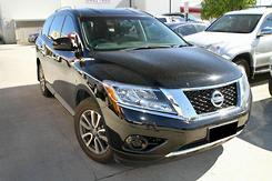 2014 Nissan Pathfinder ST R52 Auto 4WD MY14 Automatic