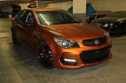 2017 Holden Commodore SS V Redline VF Series II Auto MY17 Automatic