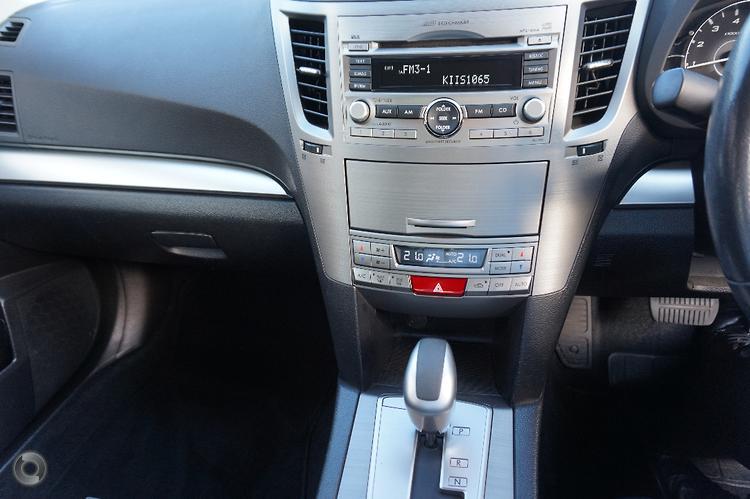 2011 Subaru Liberty 2.5i 5GEN Auto AWD MY11