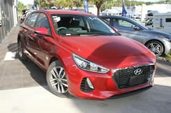 2017 Hyundai i30 Active Manual MY18 Manual
