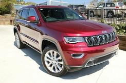 2017 Jeep Grand Cherokee Limited Auto 4x4 MY17 Automatic