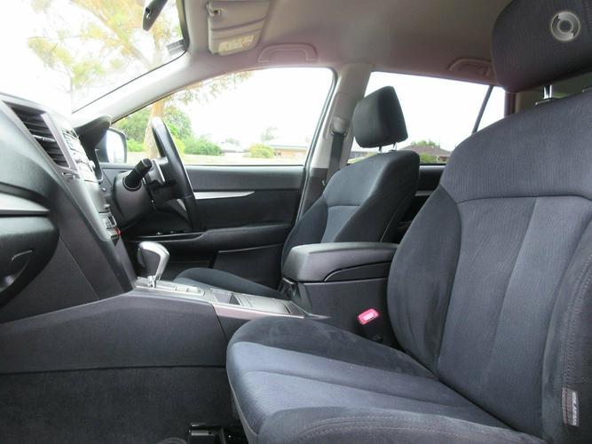 2010 Subaru Outback 2.5i 4GEN Auto AWD MY10