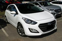 2015 Hyundai i30 Premium Auto MY16 Automatic