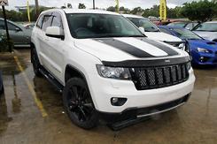 2012 Jeep Grand Cherokee Laredo Auto 4x4 MY12 Automatic