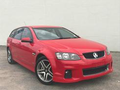 2012 Holden Commodore SV6 VE Series II Auto MY12 Automatic