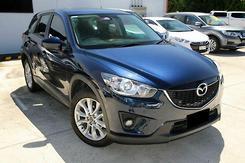 2013 Mazda CX-5 Grand Touring KE Series Auto AWD MY14 Automatic
