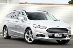 2017 Ford Mondeo Trend MD Auto MY17 Automatic