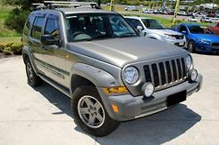2004 Jeep Cherokee Renegade Auto 4x4 MY05 Automatic