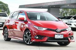 2017 Toyota Corolla ZR Auto Automatic