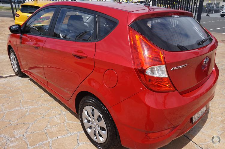 2016 Hyundai Accent Active Auto MY16