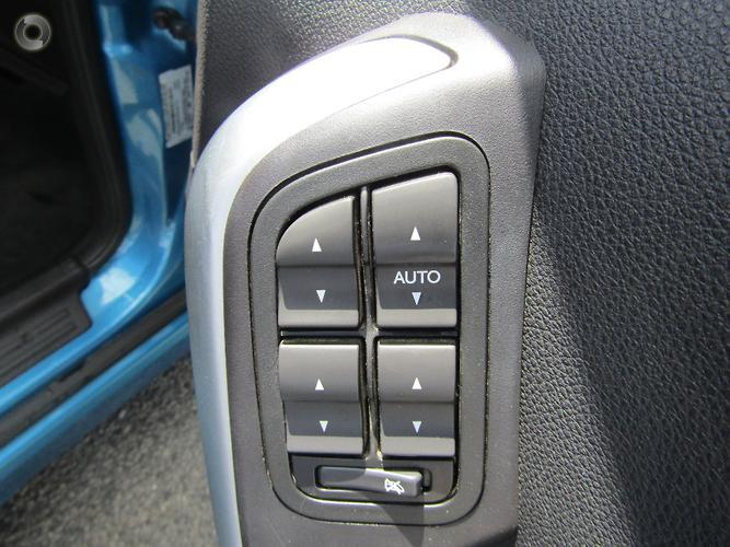 2007 Ford Falcon XR6 BF Mk II Auto