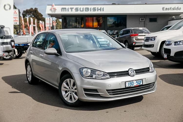 2014 volkswagen golf 90tsi comfortline 7 manual my14 - eastside