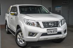 2017 Nissan Navara ST D23 Series 2 Manual 4x2 Dual Cab Manual