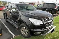 2013 Holden Colorado LTZ RG Auto 4x4 MY13 Automatic