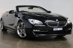 2011 BMW 650i F12 Auto MY11 Automatic