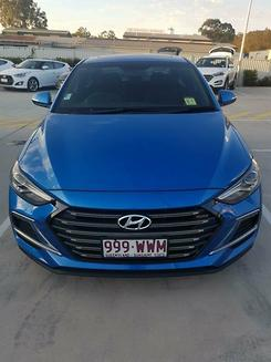 2016 Hyundai Elantra SR Turbo Auto MY17 Automatic