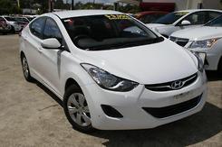 2011 Hyundai Elantra Active Auto Automatic