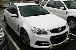 2014 Holden Commodore SV6 VF Auto MY14 Automatic