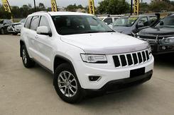 2014 Jeep Grand Cherokee Laredo Auto 4x4 MY15 Automatic