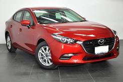 2017 Mazda 3 Neo BN Series Auto Automatic