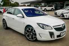 2015 Holden Insignia VXR GA Auto AWD MY16 Automatic