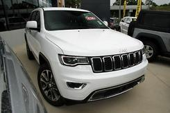 2017 Jeep Grand Cherokee Limited Auto 4x4 MY18 Automatic