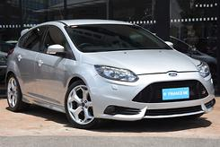 2013 Ford Focus ST LW MKII Manual Manual