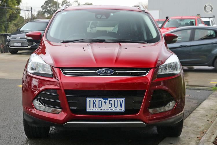 2015 Ford Kuga Trend TF MkII Auto AWD MY15