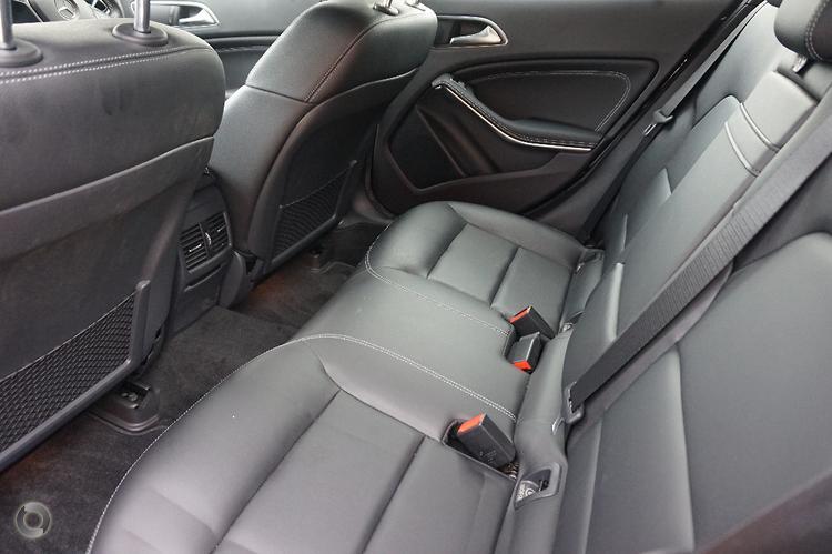 2014 Mercedes-Benz GLA200 CDI Auto