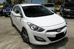 2012 Hyundai i30 Active Auto Automatic