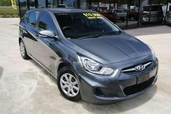 2012 Hyundai Accent Active Manual Manual