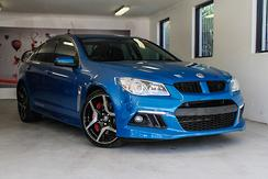 2013 Holden Special Vehicles Clubsport R8 Manual MY14 Manual