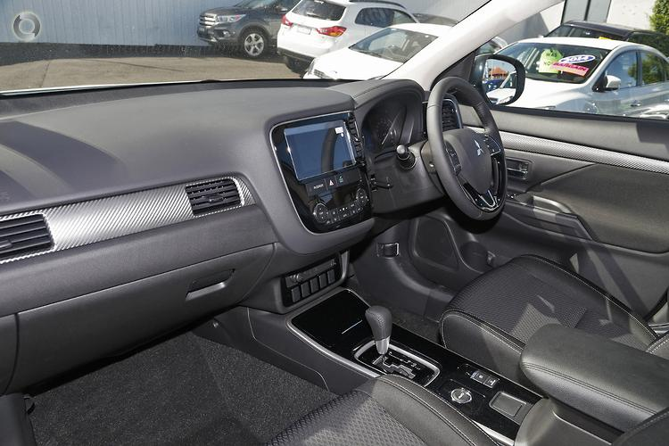 2017 Mitsubishi Outlander LS Safety Pack ZK Auto 4WD MY17