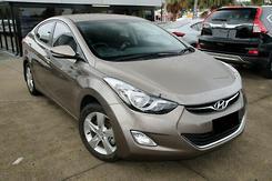 2012 Hyundai Elantra Elite Auto Automatic