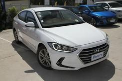 2017 Hyundai Elantra Active Auto MY17 Automatic