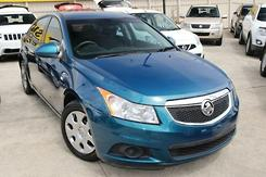 2012 Holden Cruze CD JH Series II Auto MY12 Automatic