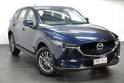 2017 Mazda CX-5 Maxx Sport KF Series Auto FWD Automatic