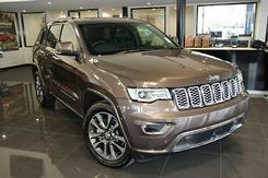 2017 Jeep Grand Cherokee Overland Auto 4x4 MY18 Automatic