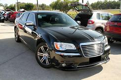 2012 Chrysler 300 Limited Auto MY12 Automatic
