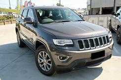 2014 Jeep Grand Cherokee Laredo Auto 4x4 MY15 Automatic