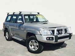 2013 Nissan Patrol ST Y61 Auto 4x4 Automatic