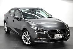 2017 Mazda 3 SP25 BN Series Auto Automatic
