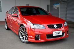 2011 Holden Commodore SS V VE Series II Manual Manual