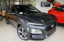 2017 Hyundai Kona Launch Edition Auto 2WD MY18 Automatic