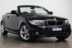2012 BMW 118d E88 LCI Auto MY12 Automatic