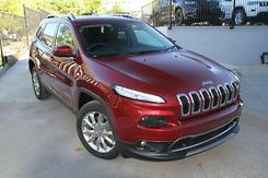 2015 Jeep Cherokee Limited Auto 4x4 MY16 Automatic