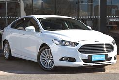 2016 Ford Mondeo Trend MD Auto Automatic