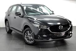 2018 Mazda CX-5 Maxx Sport KF Series Auto i-ACTIV AWD Automatic