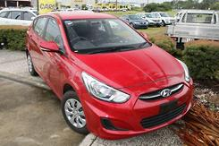 2015 Hyundai Accent Active Auto MY16 Automatic