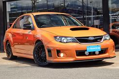 2012 Subaru Impreza WRX Club Spec G3 Manual AWD MY13 Manual